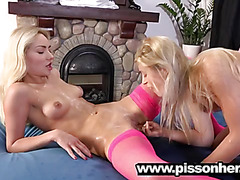 Piss sweeting sluts and watersports lovers 14