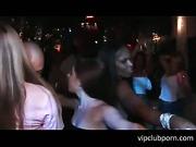 Blonde teen beauty having nasty sex at VIP hardcore orgy party