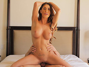Super Sexy and tight August Ames banged