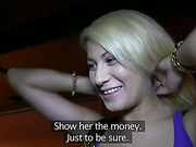Beautiful Yenna gets fucked for cash