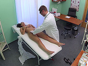 New patient gets fucked by her doctor