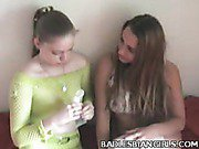 Lesbian Roommates Fucking