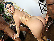 Brooke Summers gets banged on a casting