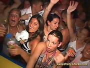 wet college teen party