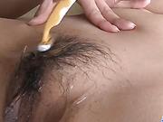 Dirty POV porn scenes with superb Aiko Hirose