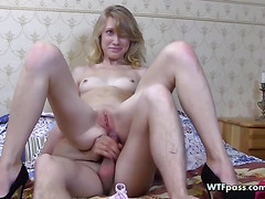 Blowjob on the first date