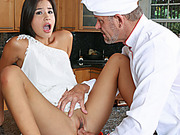 IHes Stuffing Her With His Dick In His Dreams