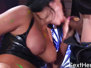 Hot Audrey Bitoni Nailed by Big Dick