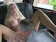 Hot sex payment made by sexy and beautiful amateur Taylor