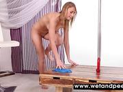 Pissing girls at wetandpee.com video 13