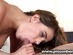 Piss sweeting sluts and watersports lovers 7