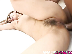 Anna deals two cocks in amazing modes