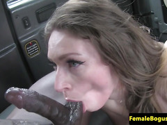 Real london cabbie babe fucked by black guy