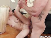 Piper Perri Molested by Black Cock