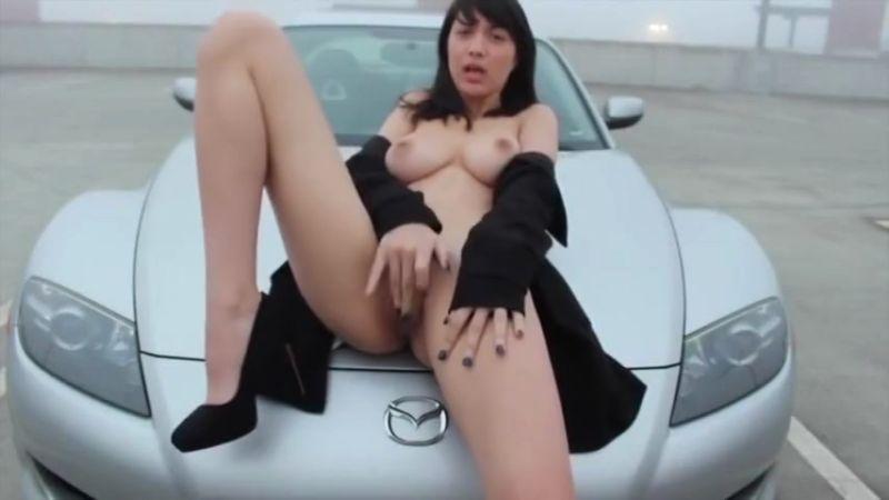 Blonde Big Tits Public Agent