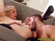 Jizzy slut taste fuck