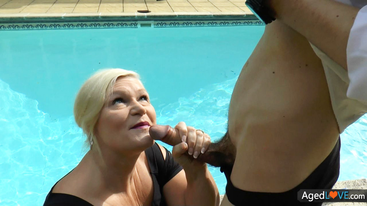 Agedlove lacey starr busty blonde mature hardcore 5