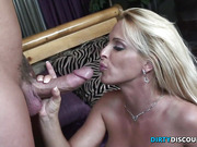 Busty tit fucked milf