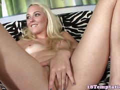 Petite stepsis jerking her stepbros dick