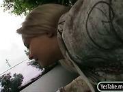 Busty Jandi Jennis analized and facialed