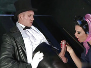Lusty mature Jasmine Jae fuck with big cock