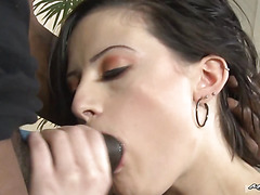 Annika Amour knows that her man cant be faithful, but how could she
