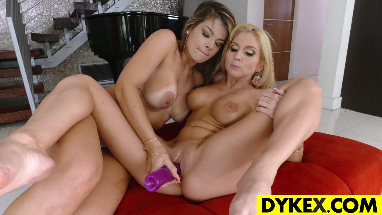 Lesbian Cougar Seduces Teen