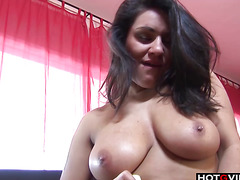 Solo hotties playing with sex toys part 1