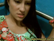 Dumped teen Calenita fucked for a ride