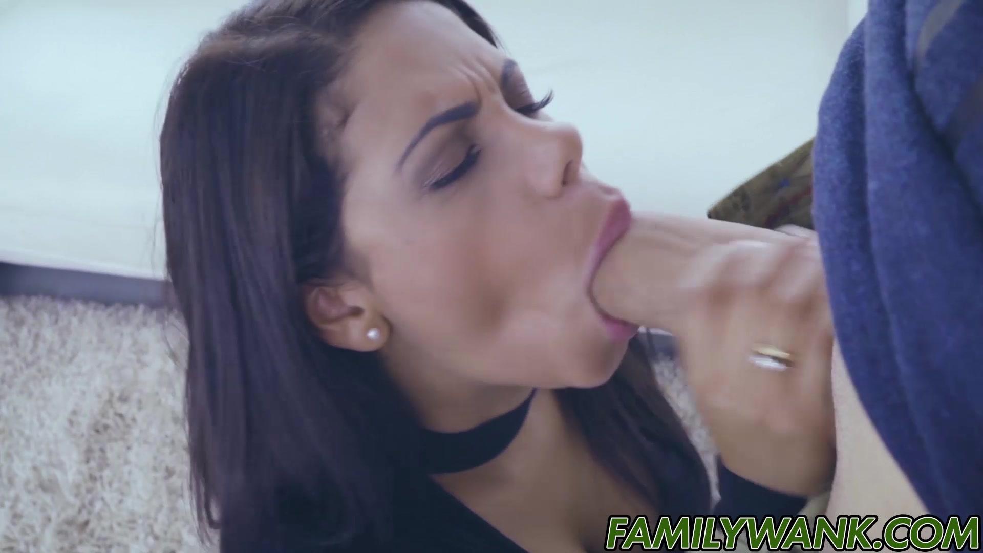 image Two hot stepsisters keyla and sheyla sharing a hard dick