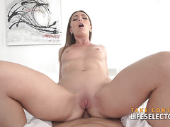 Veronica Clark - Beautiful Babe Gets ASSFUCKED