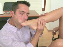 Rio Lee is the secretary of your dreams - Part 2