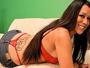 Asian Whale Tail Whore Takes Doggy Fuck