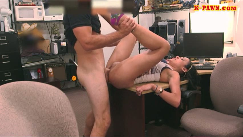 Hot milf gets hammered from behind