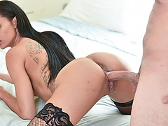 Gia pulls Jake into her worlds of sexual desire