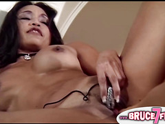 Four Busty Bitches in Lesbian Porn