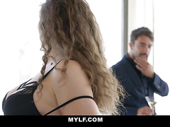 MYLF - Thick Hot Body Milf Seduces A Stud's Big Ass Dick