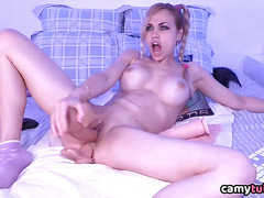 Big Cocks In All My Dirty Wet Holes