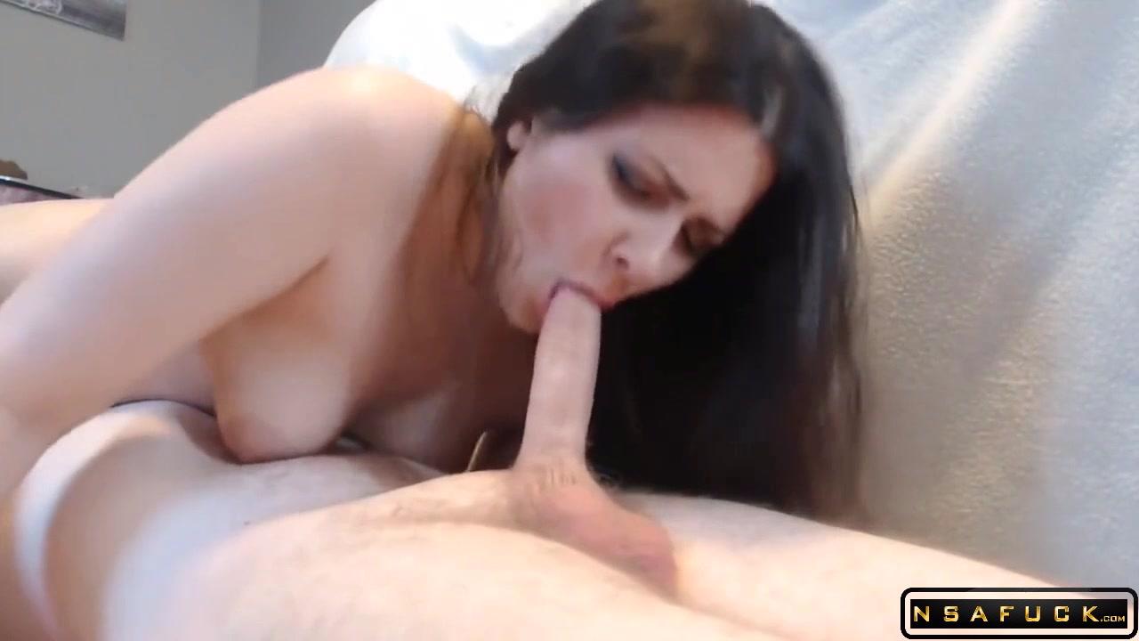 Cum Mouth Swallow Blowjob