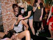 Wild girls party