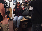 Lesbian Couple gets pawned the hardest way inside a pawnshop