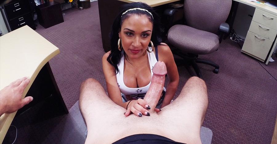18 Year Old Latina Big Tits