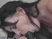 Curvy MILF Bella Roxx is taking some big black dick