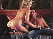 A very steamy and passionate fucking session with Mia Malkova