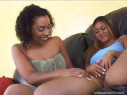 A New Clit Piercing Turns Into Lesbo Fun