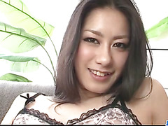 Kyoka Ishiguro in got Asian toy insertion show