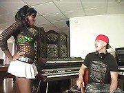 Rap Hopeful Osa Lovely Works Her Butt