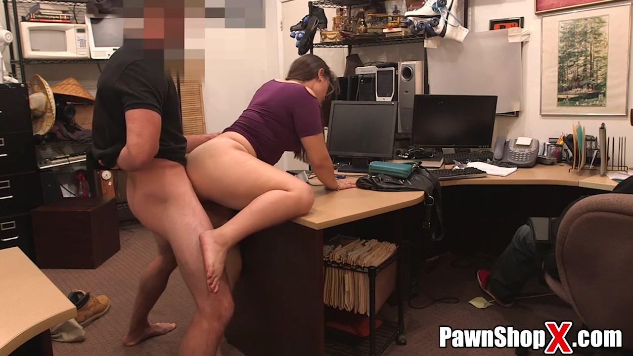pawn shop fuck