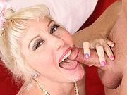Sweet hot MILF Dalny Marga wanted to fuck wet and wild