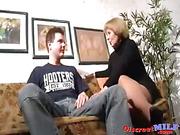 I Wanna Cum Inside Your Mature Mother